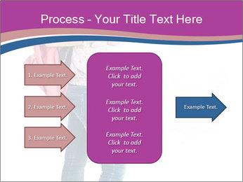 Female student PowerPoint Template - Slide 85