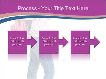 Female student PowerPoint Template - Slide 88