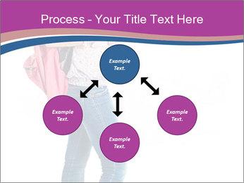 Female student PowerPoint Template - Slide 91