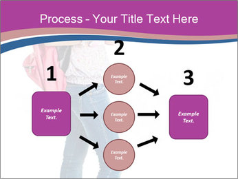 Female student PowerPoint Template - Slide 92