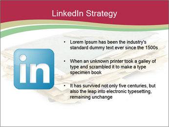 Old folder PowerPoint Template - Slide 12