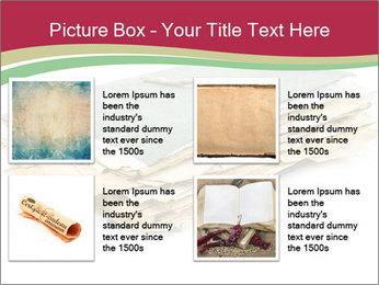 Old folder PowerPoint Template - Slide 14
