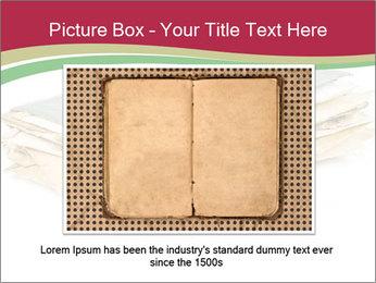 Old folder PowerPoint Template - Slide 16