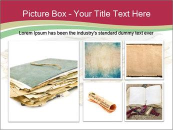 Old folder PowerPoint Template - Slide 19