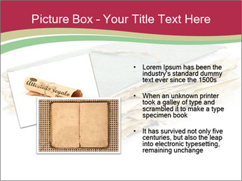 Old folder PowerPoint Template - Slide 20
