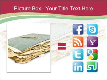 Old folder PowerPoint Template - Slide 21