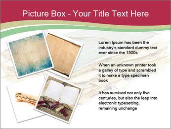Old folder PowerPoint Template - Slide 23