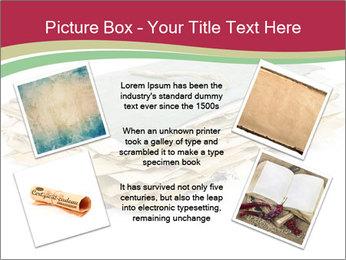 Old folder PowerPoint Template - Slide 24