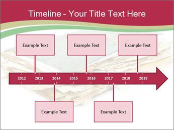 Old folder PowerPoint Template - Slide 28