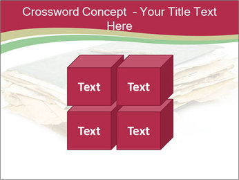 Old folder PowerPoint Template - Slide 39