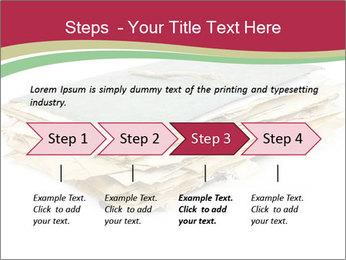 Old folder PowerPoint Template - Slide 4