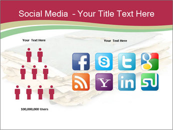 Old folder PowerPoint Template - Slide 5