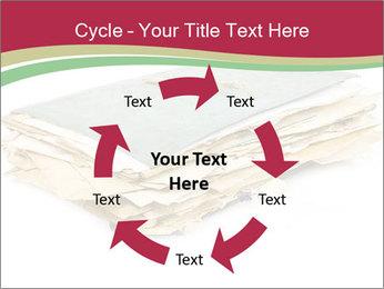 Old folder PowerPoint Template - Slide 62