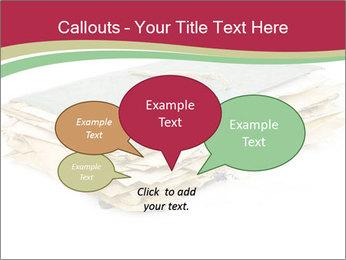 Old folder PowerPoint Template - Slide 73