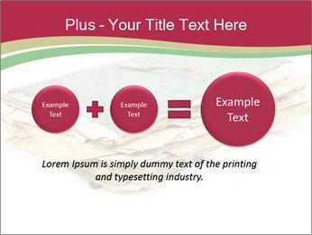 Old folder PowerPoint Template - Slide 75