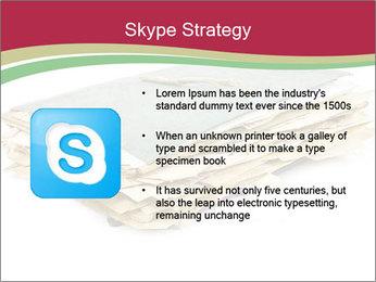Old folder PowerPoint Template - Slide 8