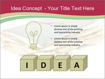 Old folder PowerPoint Template - Slide 80