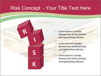 Old folder PowerPoint Template - Slide 81
