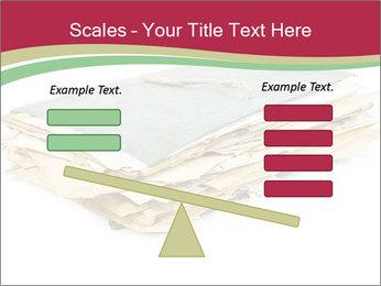 Old folder PowerPoint Template - Slide 89