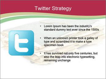 Old folder PowerPoint Template - Slide 9