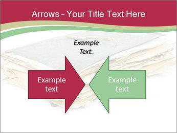 Old folder PowerPoint Template - Slide 90