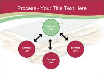 Old folder PowerPoint Template - Slide 91