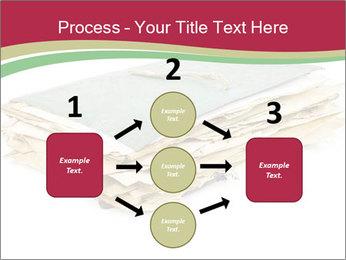 Old folder PowerPoint Template - Slide 92