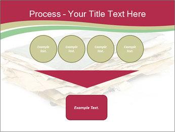 Old folder PowerPoint Template - Slide 93
