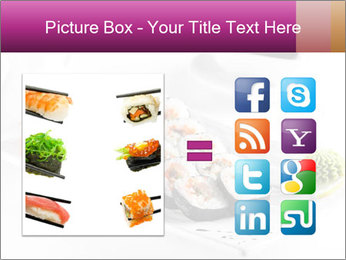 Sushi PowerPoint Templates - Slide 21
