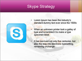 Sushi PowerPoint Templates - Slide 8