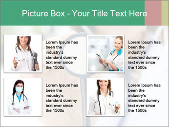 Asian medical student PowerPoint Templates - Slide 14