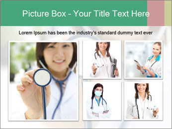 Asian medical student PowerPoint Templates - Slide 19