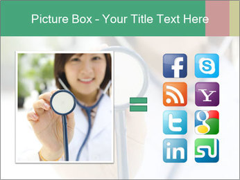 Asian medical student PowerPoint Templates - Slide 21
