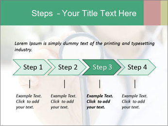 Asian medical student PowerPoint Template - Slide 4