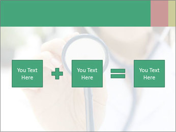 Asian medical student PowerPoint Template - Slide 95