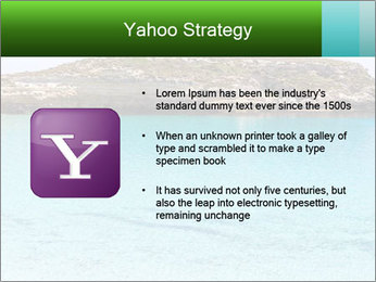 Crystalline water PowerPoint Templates - Slide 11