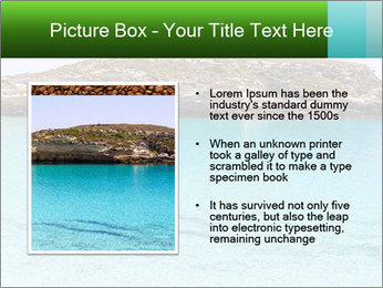 Crystalline water PowerPoint Templates - Slide 13