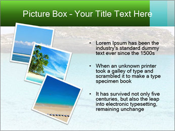 Crystalline water PowerPoint Templates - Slide 17