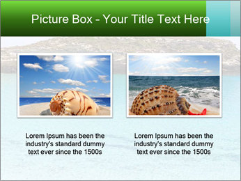 Crystalline water PowerPoint Templates - Slide 18