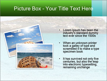 Crystalline water PowerPoint Templates - Slide 20