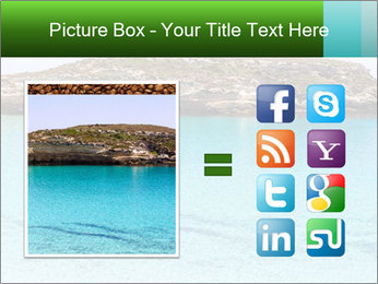 Crystalline water PowerPoint Templates - Slide 21
