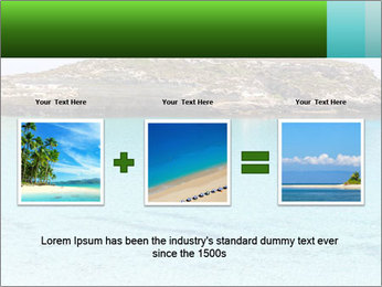 Crystalline water PowerPoint Templates - Slide 22