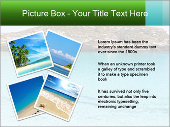 Crystalline water PowerPoint Templates - Slide 23
