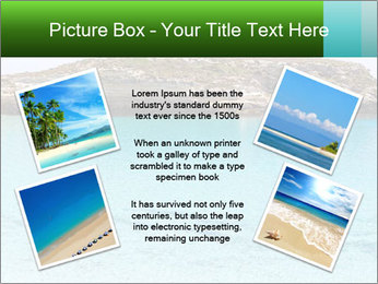 Crystalline water PowerPoint Templates - Slide 24