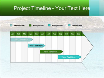 Crystalline water PowerPoint Templates - Slide 25