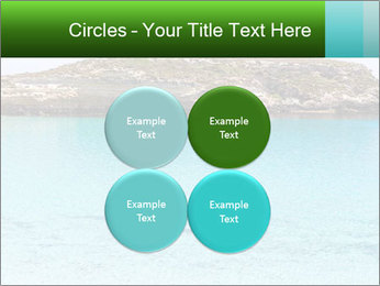 Crystalline water PowerPoint Templates - Slide 38