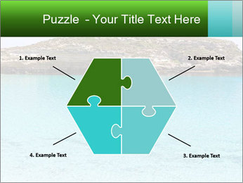 Crystalline water PowerPoint Templates - Slide 40
