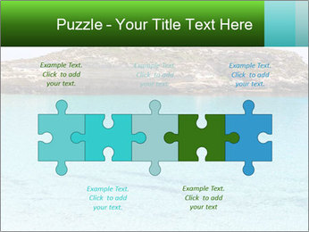 Crystalline water PowerPoint Templates - Slide 41