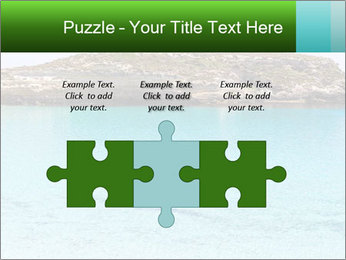 Crystalline water PowerPoint Templates - Slide 42