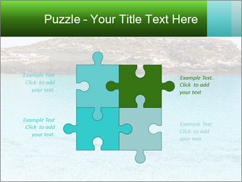 Crystalline water PowerPoint Templates - Slide 43
